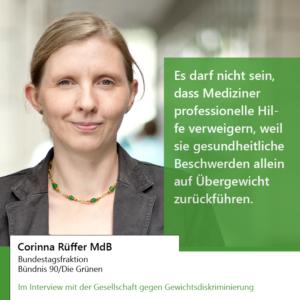Corinna Rüffer MdB